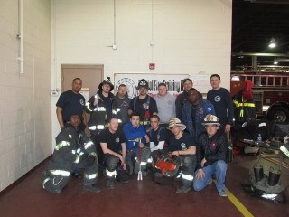 """""""Down & Dirty"""" Urban Forcible Entry Class - Minquas Volunteer Fire Department"""
